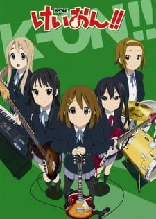 K-ON! Season 2 Opening/Ending Mp3 [Complete]