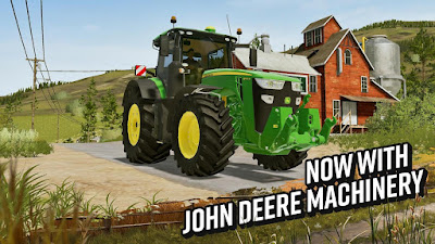 Farming Simulator 20 Apk + Mod (all Unlocked) For Android