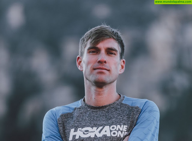 El americano Tim Freriks regresa a por Transvulcania 2020