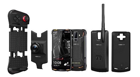 Doogee S90 Harder Smartphone