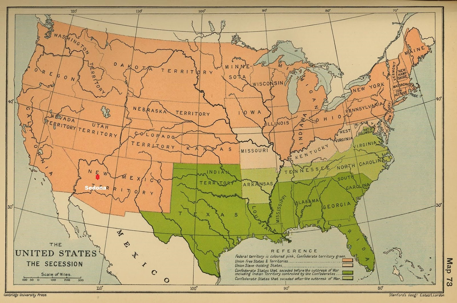FileUSA Territorial Growth Jpg Wikimedia Commons United - Map of us in 1860 free and slave states