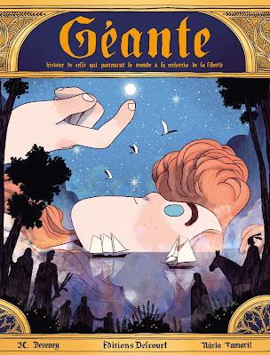 Livre BD Géante Original Geeky Awards 2020