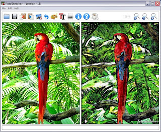 Graphic Software FotoSketche