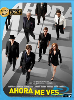 Los Ilusionistas (Now You See Me) [2013] HD [1080p] Latino [GoogleDrive] SilvestreHD