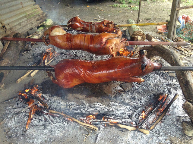 Lechon in the Philippines