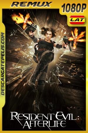 Resident Evil 4: La Resurrección (2010) 1080P BDREMUX Latino – Ingles