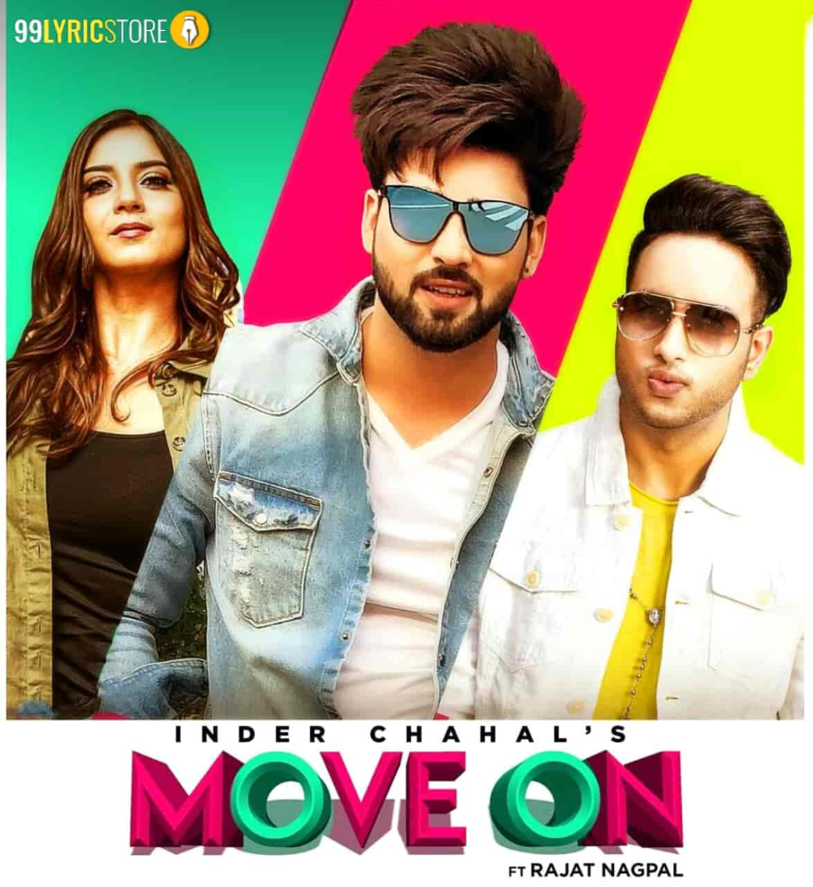 Move On Inder Chahal Song Images