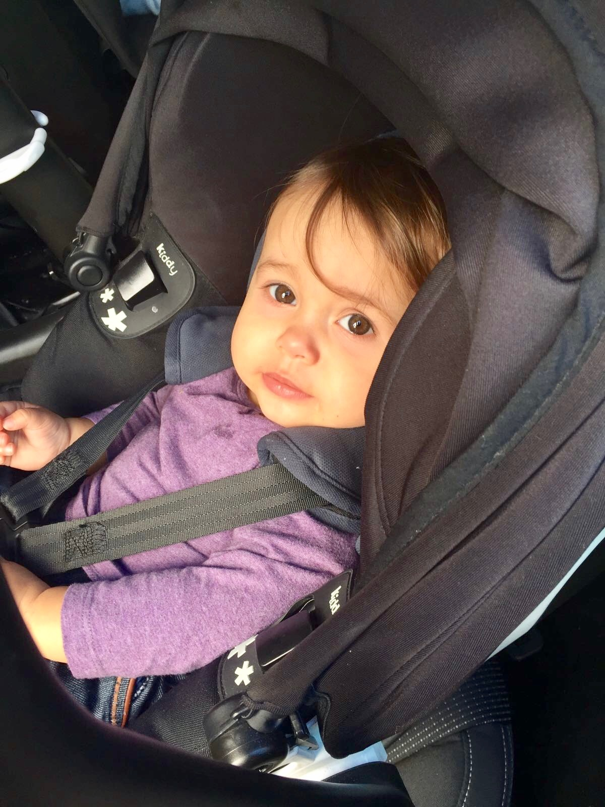 Kiddy Uk Evo Luna I Size Car Seat Review Kerry Louise Norris