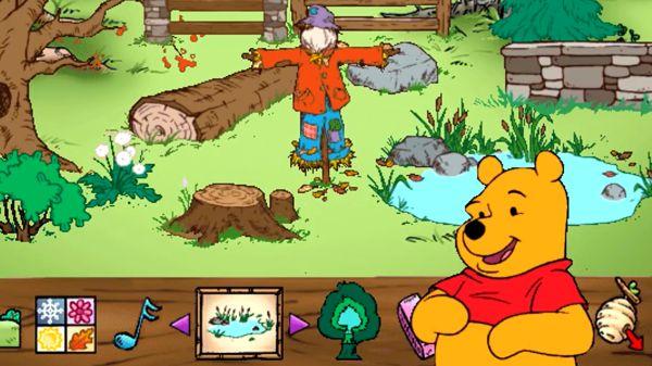Learning Winnie the Pooh Kindergarten Disney