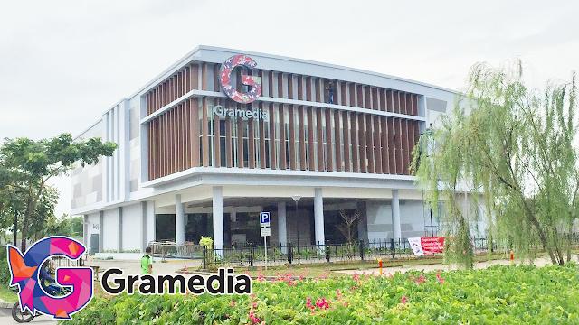 Lowongan Kerja PT. Gramedia Asri Media New Outlet Gramedia Cilegon