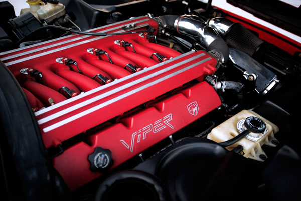 Engine 2000 Dodge Viper GTS