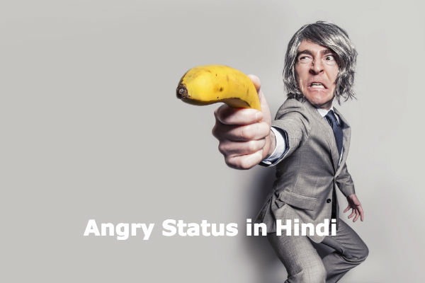Angry Status in Hindi: 100+ Angry Whatsapp Status in Hindi {Feel Better!}