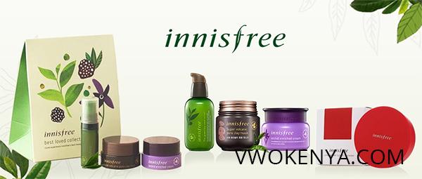 Innisfree - Thương hiệu Mỹ phẩm số 1 tại Hàn Quốc