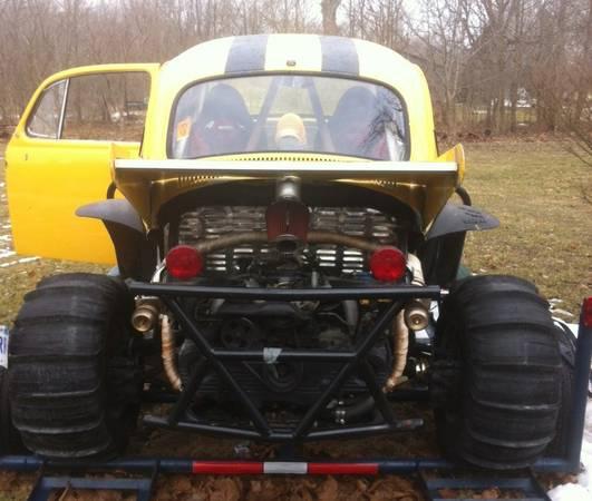 5k Bugaru 65 71 Subaru Ed Baja Bug