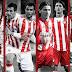 Οι ποδοσφαιριστές που φόρεσαν τις φανέλες Ολυμπιακού-Ερυθρού Αστέρα! (pics)