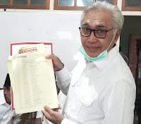 DMN Resmi Pimpin DPC Partai Gerindra Kabupaten Bima