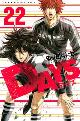DAYS 第01-22巻 raw zip dl