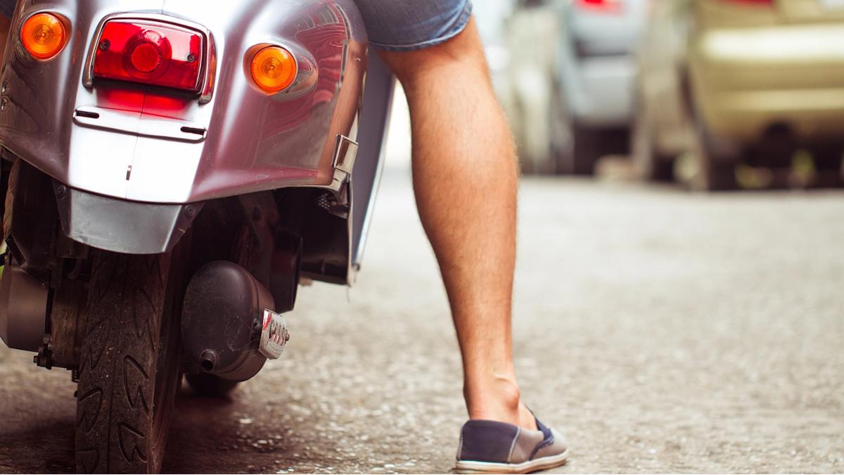 Scooter rubato piazza Santa Maria di Gesù Polizia di Stato