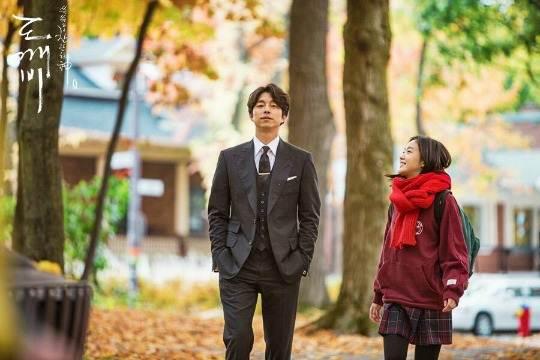 Kim Shin dan Eun Tak di Quebec