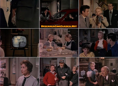 Capturas: Ha llegado un ángel (1961)