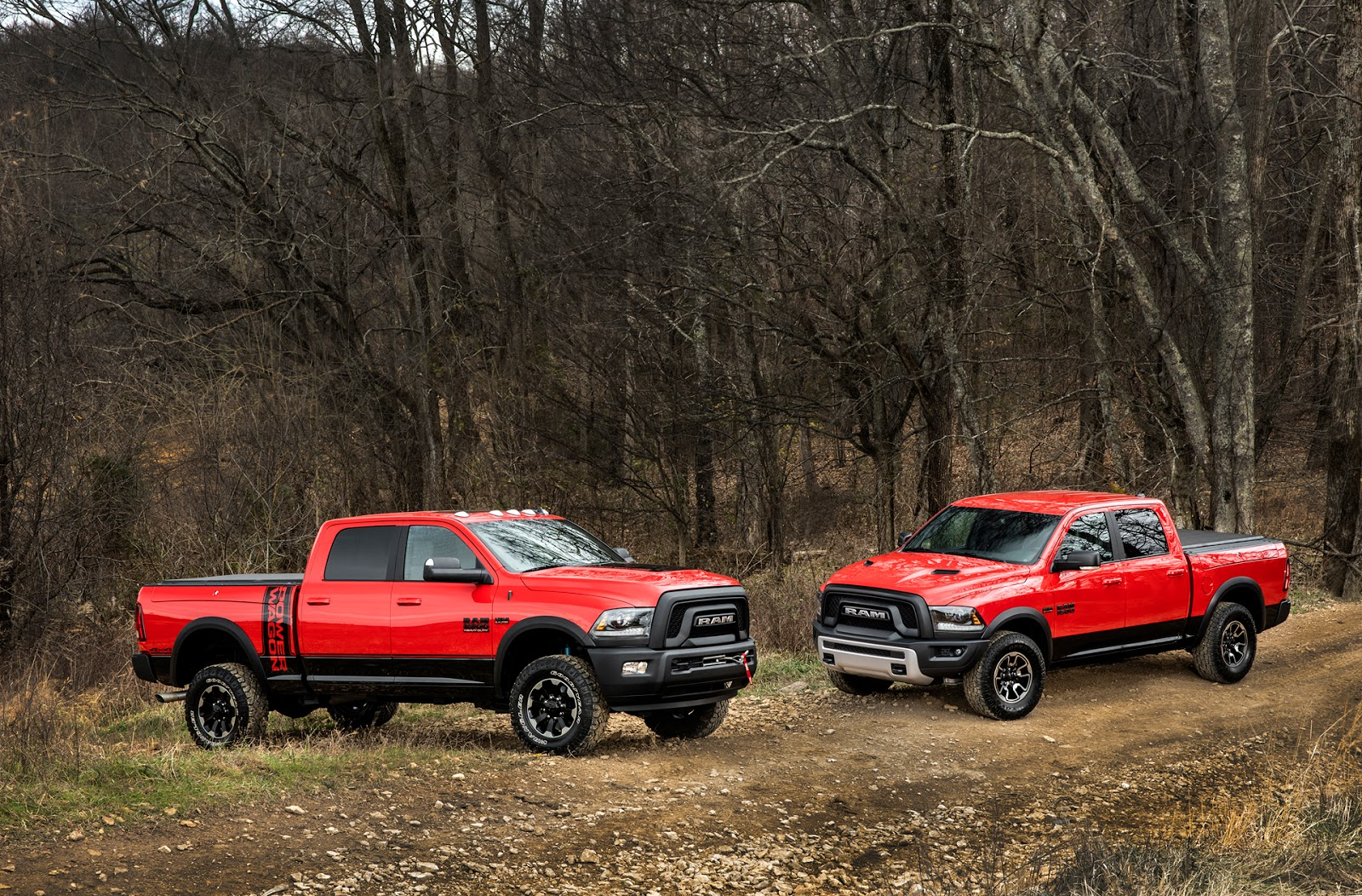 Thread ram freshens the power wagon for 2017 the ultimate off road truck gains updated styling