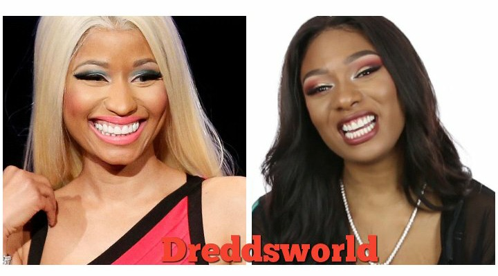 Nicki Minaj & Megan Thee Stallion Clowns Artists With