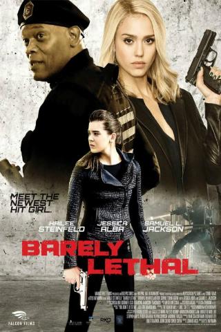 Barely Lethal [2015] [DVDR] [NTSC] [Latino]