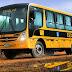 Ônibus escolar é apedrejado e bandidos roubam e agridem estudantes