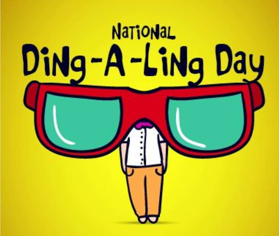 National Ding-A-Ling Day Wishes Images download