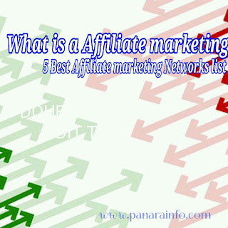 Bedt Affiliate marketing Networks