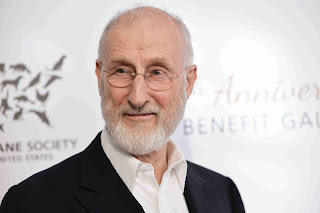Tallest actors James Cromwell