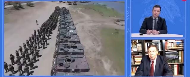 Φράγκος: Χάσαμε παραχώρηση 400 αρμάτων Abrams λόγω «φιλογερμανικού» εξοπλιστικού λόμπι (ΒΙΝΤΕΟ)