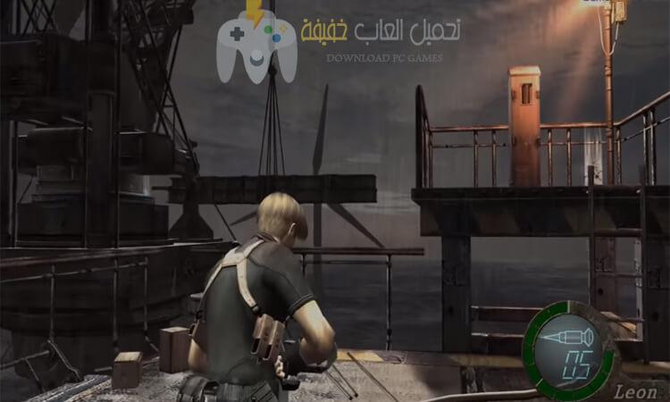 تحميل لعبة رزدنت ايفل 4 Resident Evil مضغوطة