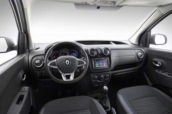 Interior Renault Kangoo Express (2018)