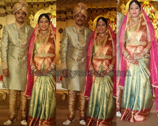 C Kalyan Son Teja Naga Sree Wedding