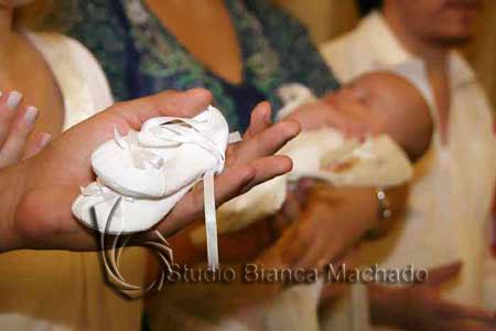 Fotos diferentes para batizado