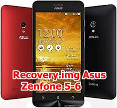 Recovery.img Asus Zenfone 5 Dan 6