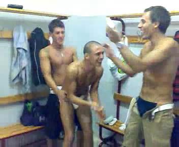 SoloBoys Héteros Futebol Pegacao Banheiro