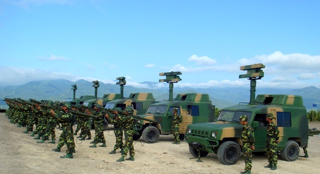 Image Attribute: SA 24/SA 18 and TWS 312 systems of Myanmar Army