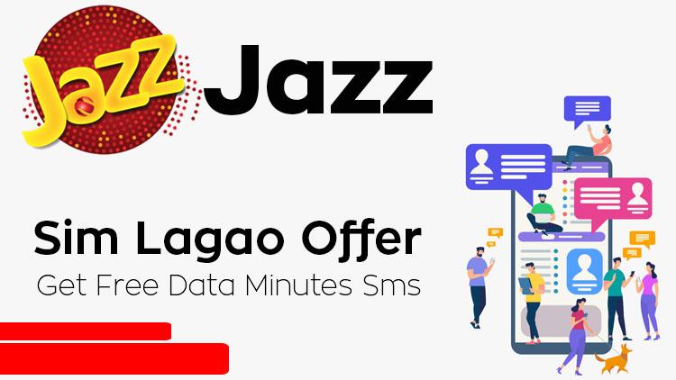 Jazz Sim Lagao Offer 2020 Code Jazz Band Sim Offer