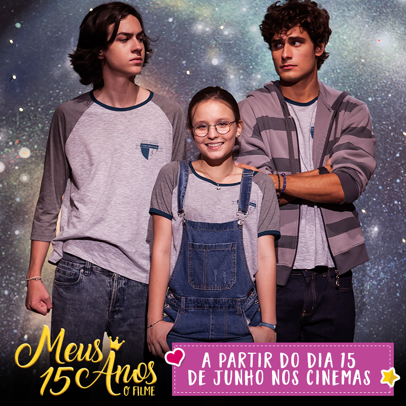 O filme é baseado em livro escrito pela Luíza Trigo, com ilustrações de  Irena Freitas, da  editorarocco (ainda não li, tenho que comprá-lo pra  comparar com ... f773181118
