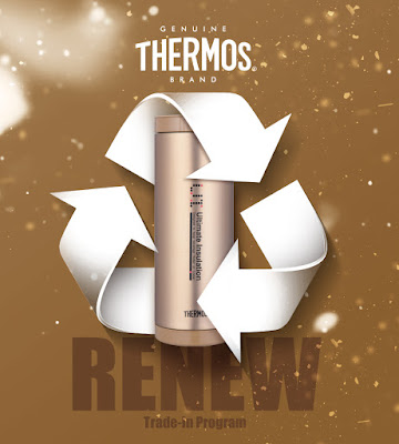 Thermos Malaysia Stainless Steel Tumbler Renew Program