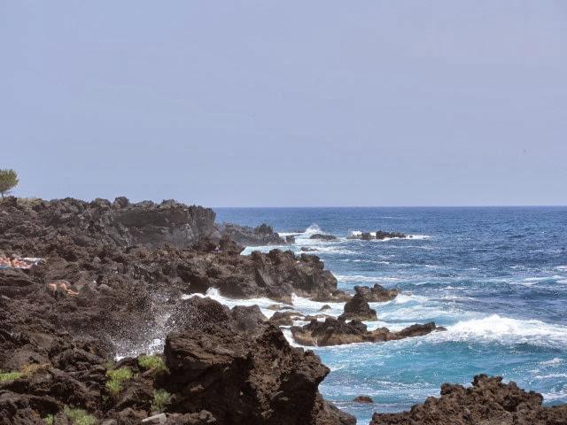 Oostkust Sicilie