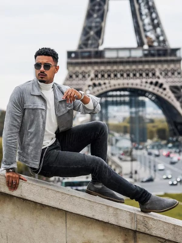Sitting Style Pose Ideas For Men.