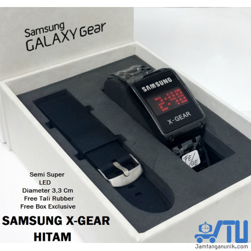 samsung x gear touch screen led watch layar sentuh