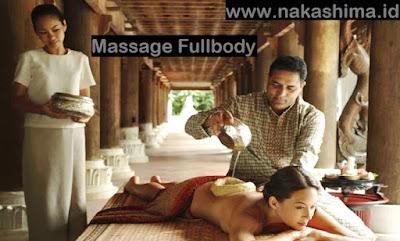 massage seluruh badan