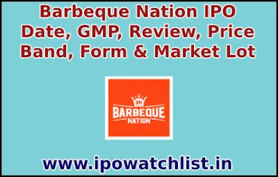 Barbeque Nation IPO GMP Detail