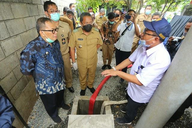 Atasi Banjir, Pemkot  Bandung Ujicoba 10 Sumur Imbuhan Dalam