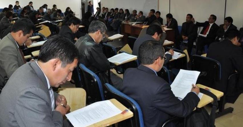Directores de colegios también pasarán por evaluación para seguir en sus cargos