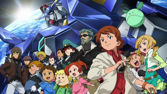 Gundam AGE Sub Indo